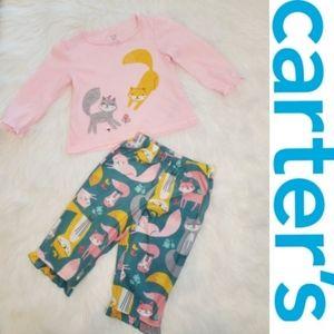 18M baby/toddler girl pajamas